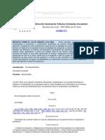 Consulta Dgt- Cesion Adjudicacion o Dacion en Pago Terreno Por Urbanizacion