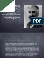 lezione Mauss, Lévi-Strauss.pptx