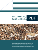 ManualLicenciamento Áreas RCC