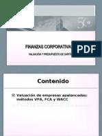 FC II Semana Valuación y Ppto de Capital.ppt