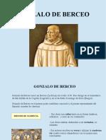 GONZALO DE BERCEO Y ARCIPRESTE DE HITA