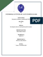 UNIVERSIDAD AUTÓNOMA DE  SANTO DOMINGO 1.docx