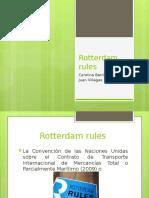 Rotterdam rules (4)