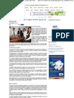 GBS -En Los Medios on Line-En El Frente COM - Microsoft y GBS Capacitan Emprendedores