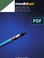 Catalogo Mondini Cables