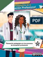 1-Planeación pedagógica en los procesos de formacion profesional