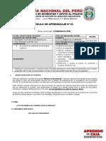 MÓDULO N°3 4 AÑOS DE INICIAL - COMUNICACION