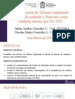 Informe CG-FID