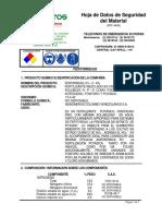 Ficha seguridad Solunk-P