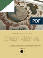Representacao e vinculacao nas sociedades por quotas