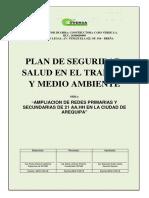 PLAN DE SSTMA - AREQUIPA