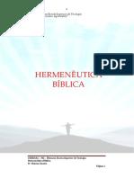 (18) Hermeneutica Bíblica
