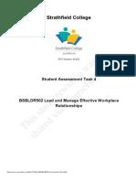 BSBLDR502 Assessment Task 4.pdf