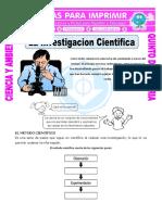 Ficha-La-Investigacion-Cientifica-para-Quinto-de-Primaria