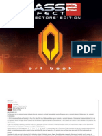 Mass Effect 2 Digital Art Book