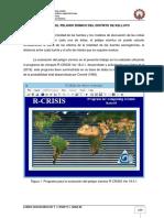 Analisis de peligro sismico R-CRISIS Ver. 18.4.1