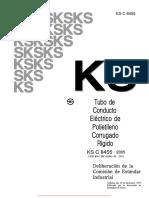 KS C 8455