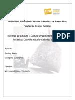 """""""Normas de Calidad y Cultura Organizacional en el Sector turistico.pdf"""