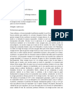 Documento de Posicion 2013