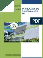 GP-FP-IN-001 PRODUCCIÓN DE MAXIBLANCURA AIS