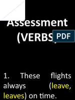 Assessment-Verbs (for reference only)