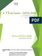 O 15 do Caxias – EsPCEx 2020