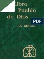 Biblia El Libro Del Pueblo de Dios