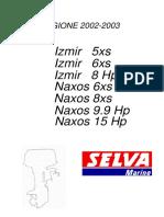 C - IZMIR-NAXOS 2002 - 2003