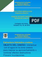 2-Estructuras Hidraulicas Costeras Especial EStructuras-2015