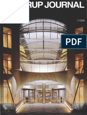The_Arup_Journal_Issue_1_1998.pdf   Beam (Structure)   Procurement ...