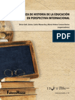 Dialnet-LaEnsenanzaDeHistoriaDeLaEducacionEnPerspectivaInt-736945.pdf