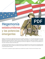 M10_S3_Hegemonía estadounidense y las potencias emergentes_PDF