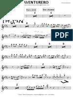 Aventurero - Trumpet 1 2