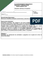 PLAN DE ACOMPAÑAMIENTO PEDAGÓGICO5º-2