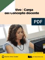 Manual Carga de Conecpto Docente