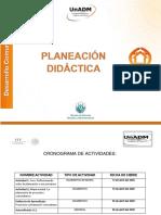 Planeación Academíca Unidad 1. Plan de Desarrollo Comuniario.pdf