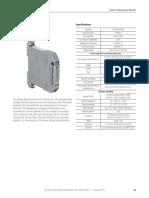 Barrera Zener 937zh-Dpbn-1 Catalogo