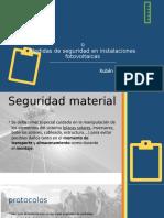 Medidas de seguridad en instalaciones fotovoltaicas
