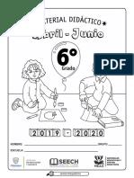 MATERIAL DIDACTICO PRIMARIA 6