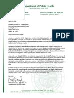 Mendoza Letter to Zucker 4.21.20