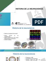 Historia de la Neurociencia