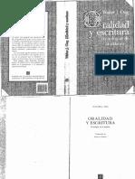 Walter J. Ong (Traducción de Angélica Schep) - Oralidad y escritura_ Tecnologías de la palabra-Fondo de Cultura Económica (2006).pdf