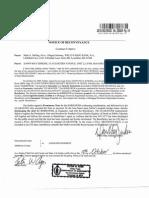 Misc Land Court Documents