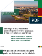 Modelo Distanciamento Controlado Rs