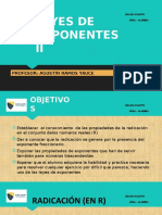 LEYES DE EXPONENTES II. (ALGEBRA)(4TO GRADO)pptx.pptx
