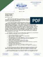 Rep. Aderholt's letter to Gov. Ivey