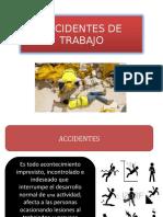 CAP IV ACCIDENTES DE TRABAJO