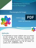 Psicologia de Grupos