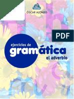 El adverbio. Oscar Alonso