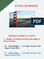 Bridge site selection